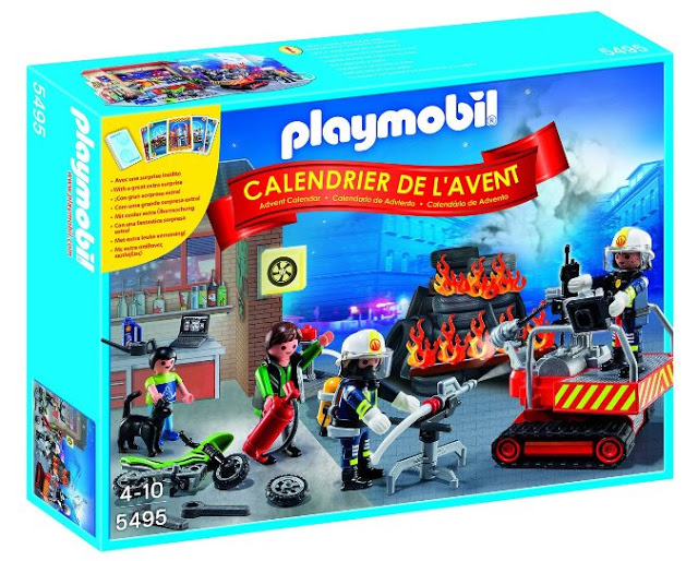 Calendario adviento playmobil