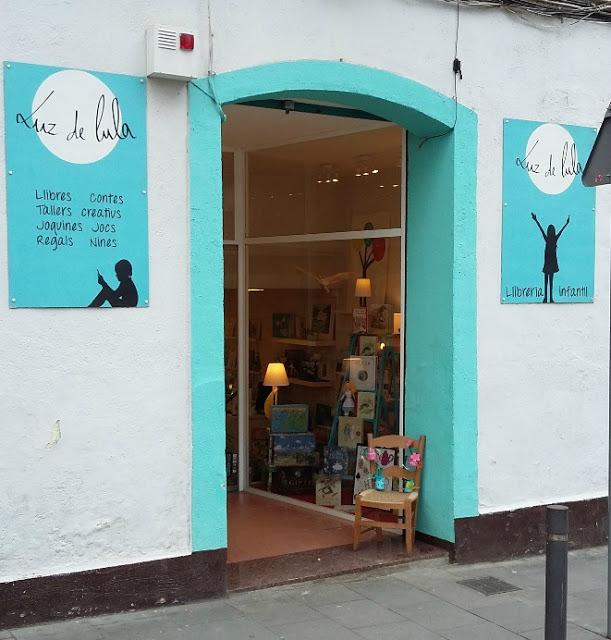 Luz de Lula librería infantil