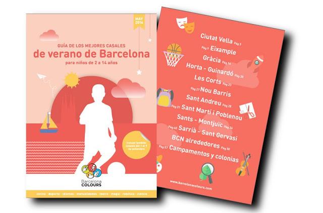 Guía casales verano Barcelona