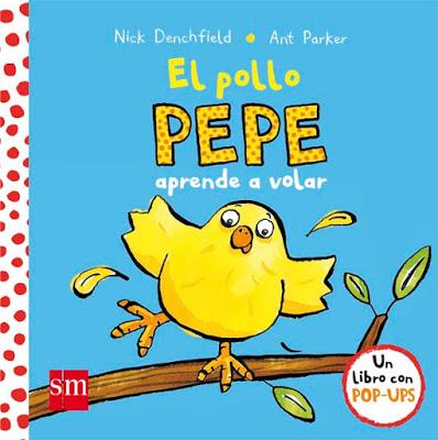 El Pollo Pepe aprende a volar